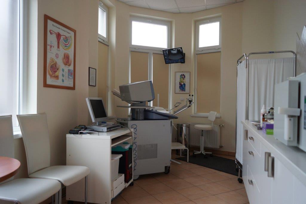 Nőgyógyászati rendelő